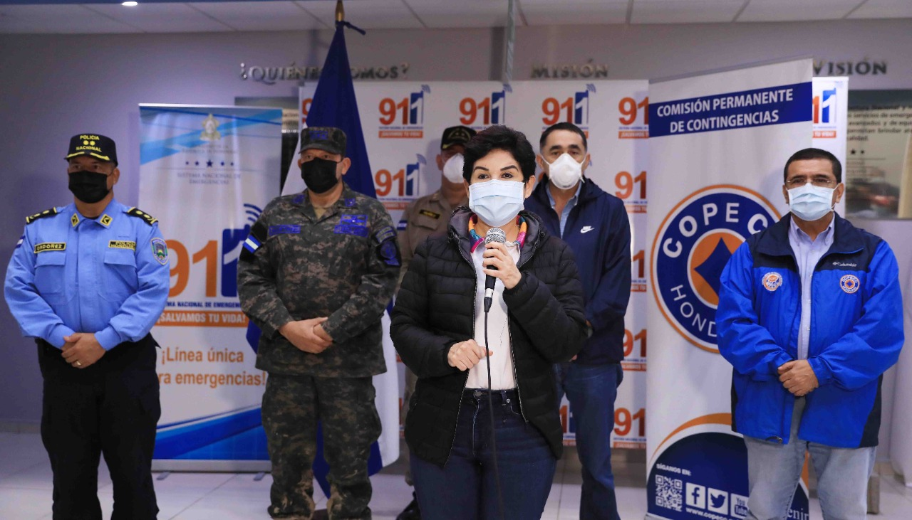 Anuncia designada presidencial:  Gobierno habilita macroalbergue con 280 colchonetas en el Infop de San Pedro Sula