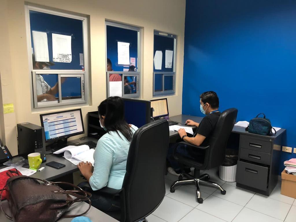 Aduanas Honduras habilita depósitos para realizar operaciones aduaneras que se desarrollaban en Aduana La Mesa