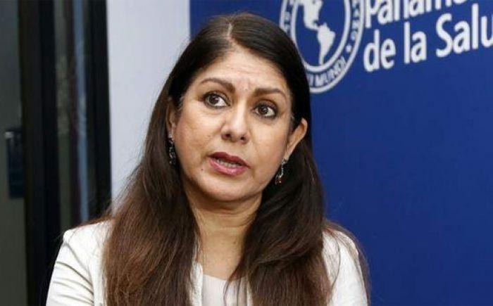 Representante OPS/OMS: «Trabajamos con la SESAL para la contención de la pandemia y otras enfermedades por Eta»