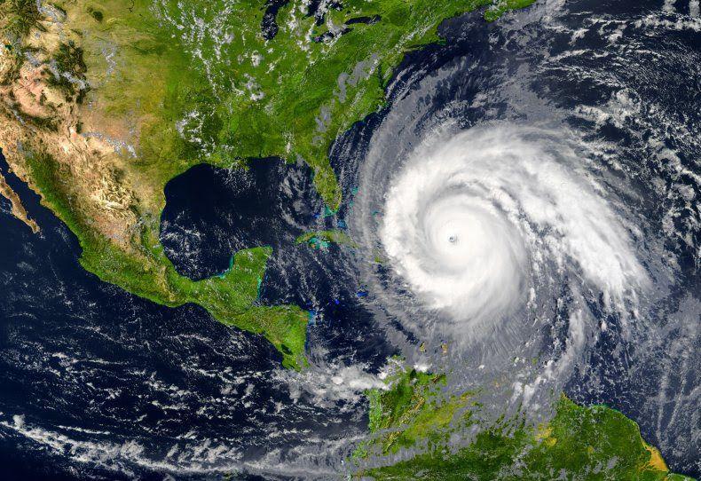 Máster en geografía:   «Masas de aire frío desvían los ciclones»