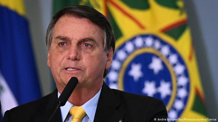"""Jair Bolsonaro: """"Brasil tiene que dejar de ser un país de maricas"""""""