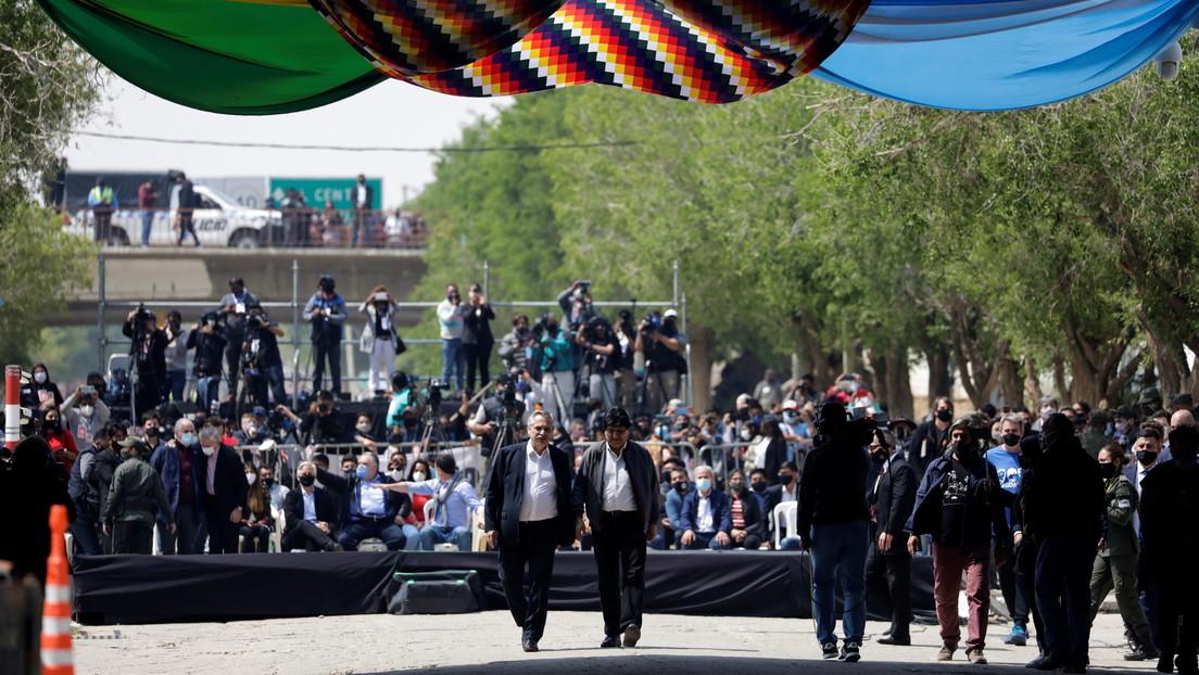 «Volver a mi patria que tanto quiero me llena de alegría»: Evo Morales regresa a Bolivia después de un año en el exilio