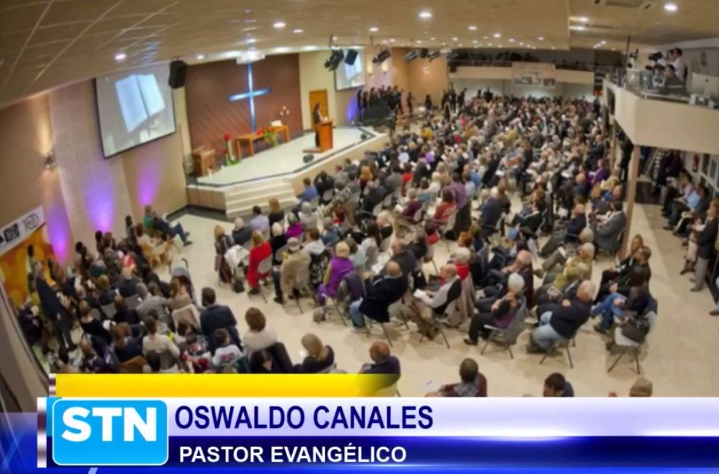 Pastor Oswaldo Canales: «Todavía hay un grado de temor y de cuidado en la población cristiana para poder asistir a las congregaciones por la pandemia»