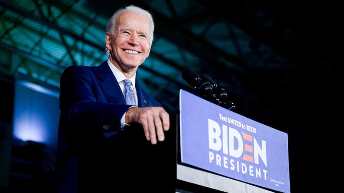 Joe Biden: «Nuestro trabajo comienza poniendo a la Covid-19 bajo control»