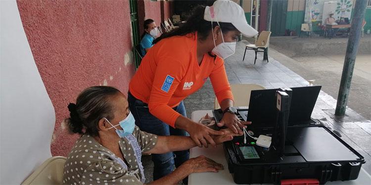 RNP: 4.5 millones de hondureños han sido enrolados para obtener la nueva identidad