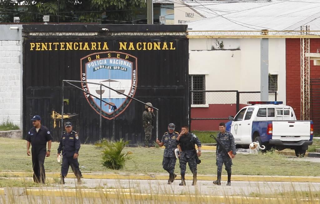 Portavoz: «El INP esta trabajando en  un plan de seguridad para restablecer las visitas en los Centros Penales»