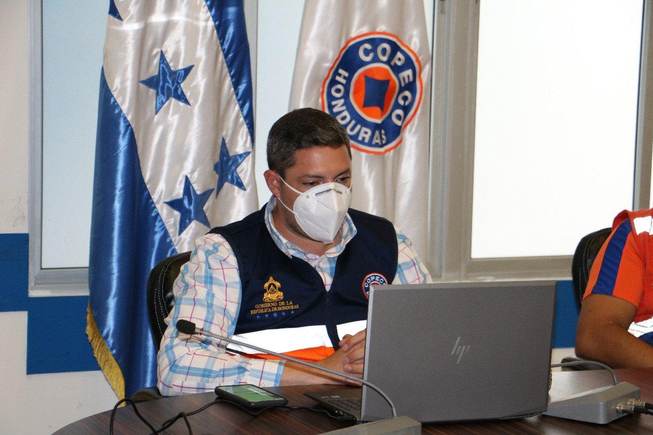 Max González: «Iota se convirtió en tormenta pero hay que evacuar zonas de riesgo porque dejará lluvias catastróficas»