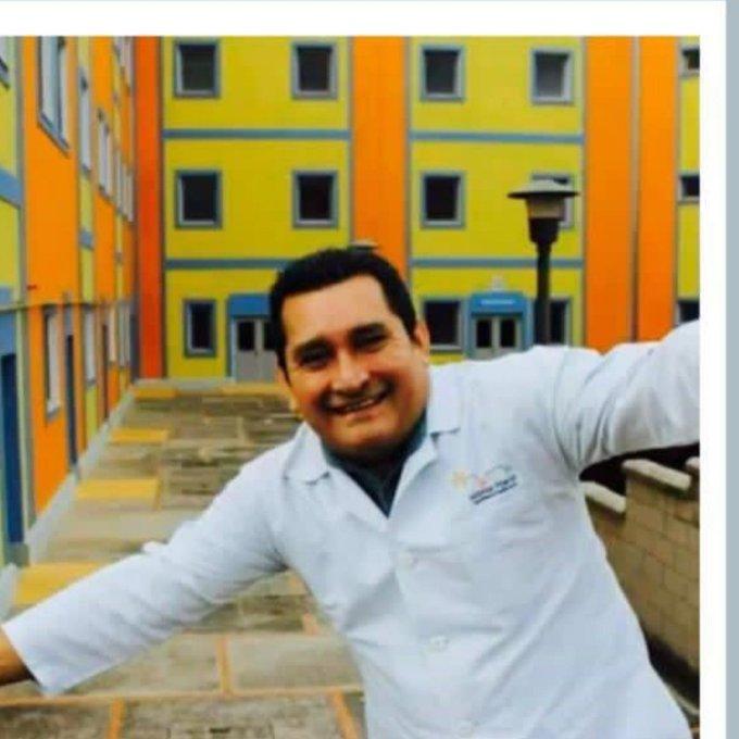 Fallece el médico anestesiólogo Carlos Salinas,  tras perder la batalla contra la Covid-19
