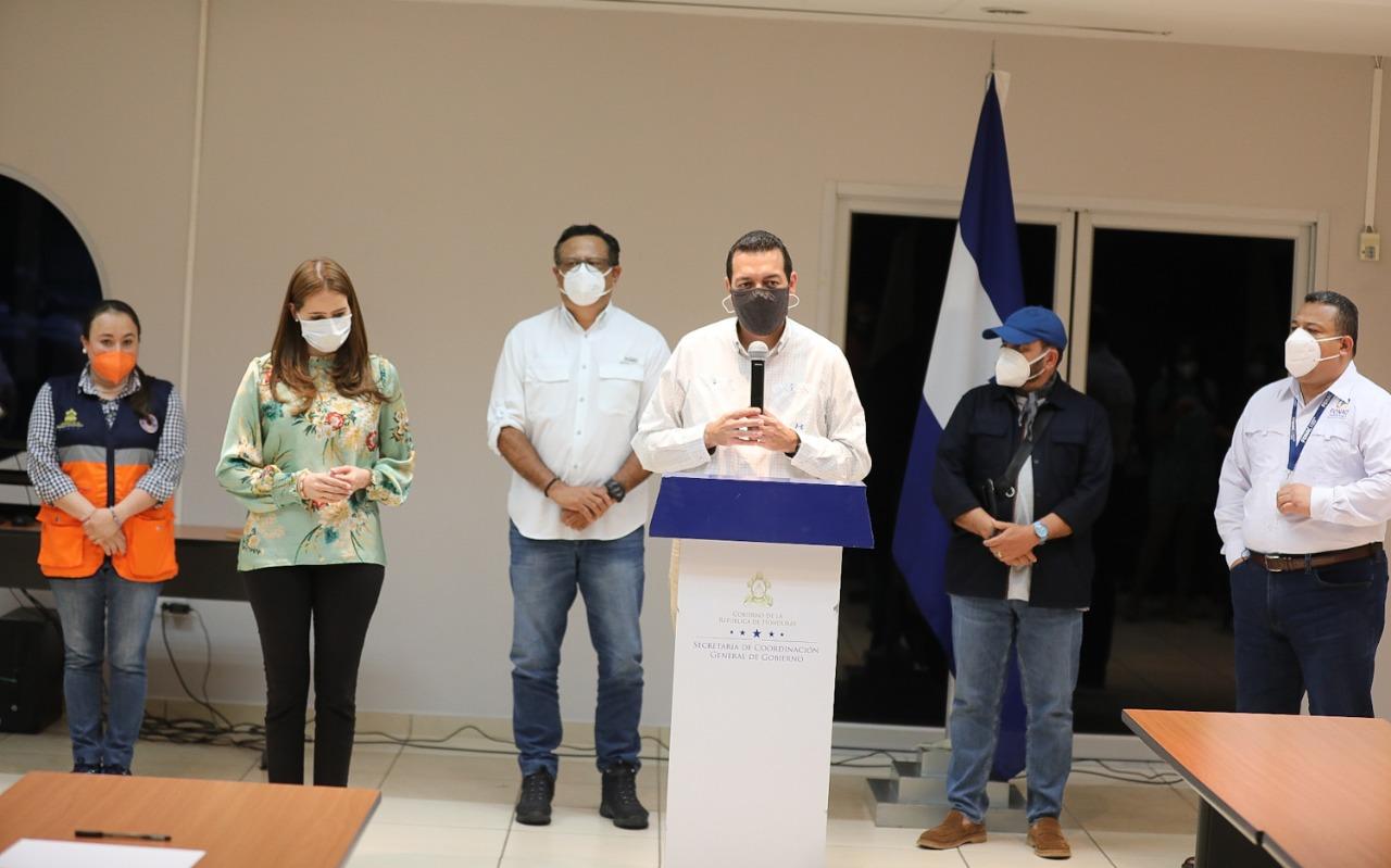 Crean Comisión de Atención y Veeduría Humanitaria que velará por la entrega correcta de la ayuda de Fuerza Honduras II