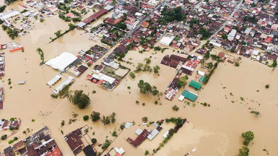 BCIE  otorga a Honduras fondos  de  apoyo humanitario para  proyectos de reconstrucción