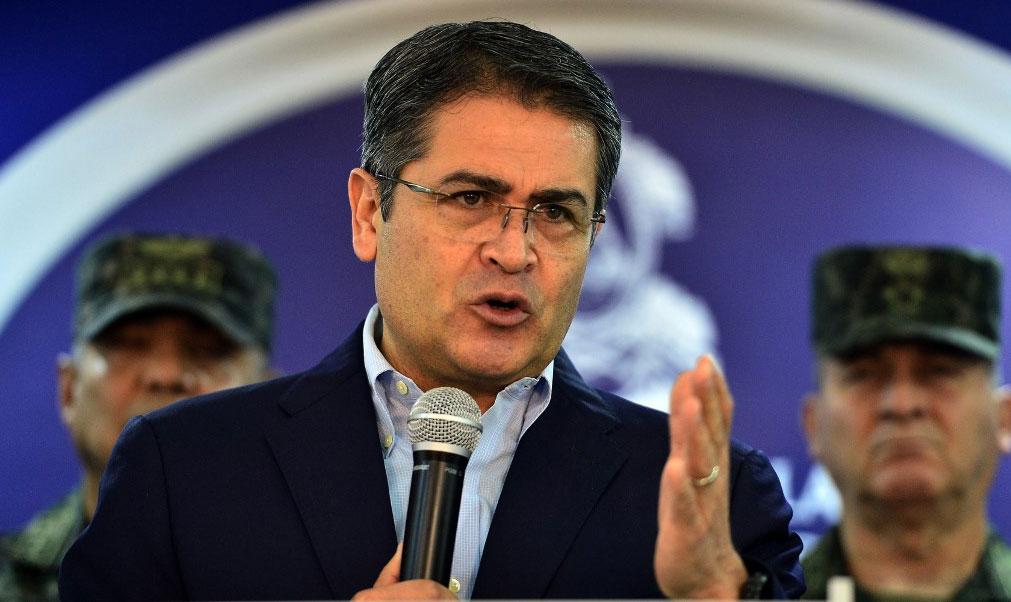 Presidente Hernández: «Esto que ha ocurrido es duro para la familia»
