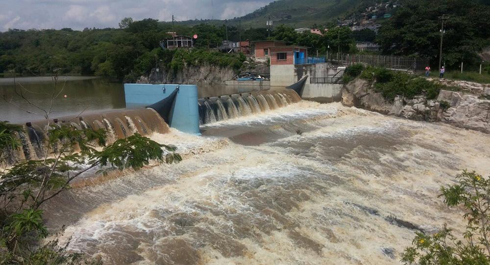 Inician descargas controladas en La Concepcióny Los Laureles, según Copeco