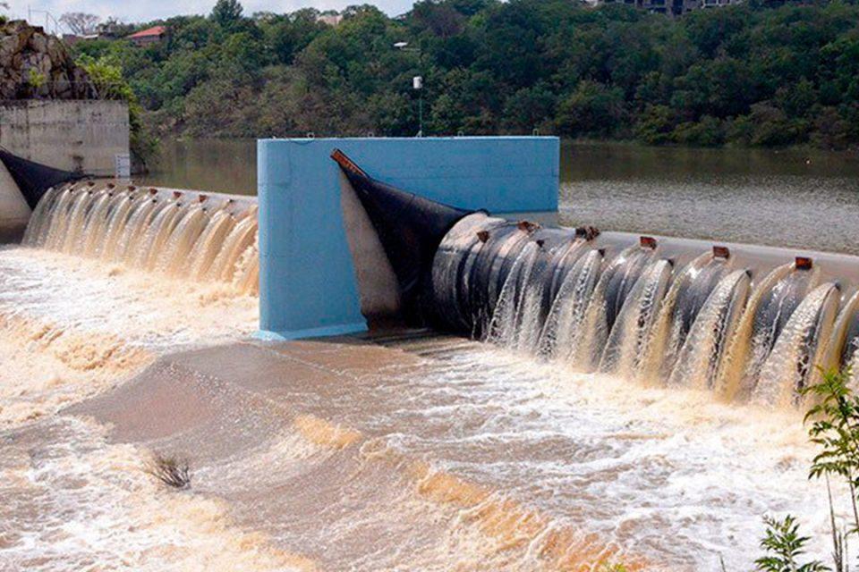 ¡A máximo nivel! tres de las principales represas del país según Copeco