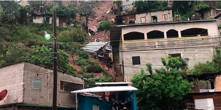 Oscar Triminio: «Tegucigalpa no reporta víctimas mortales  que lamentar por Eta»