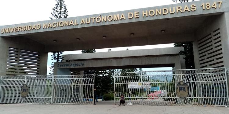 Continúan en suspenso las actividades académicas en La UNAH