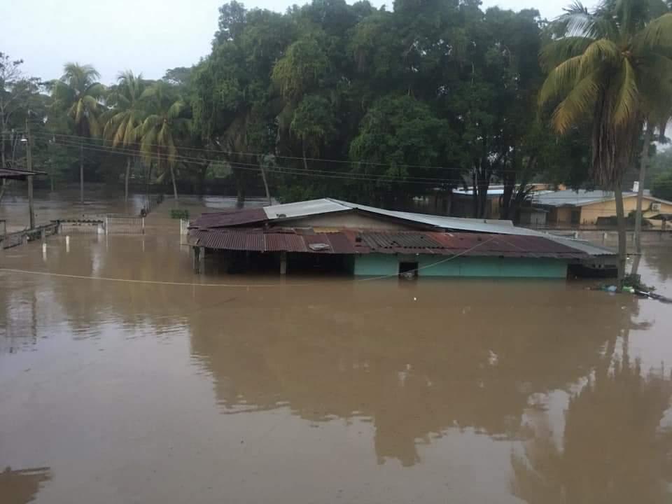Advierten sobre una serie de enfermedades que podría causar aguas estancadas por «Eta»