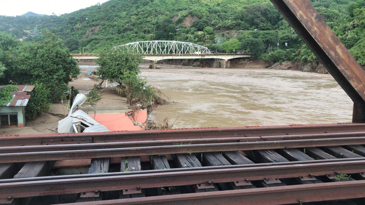 Copeco asegura que este día es crucial para el Valle de Sula porque se espera crecida de los ríos