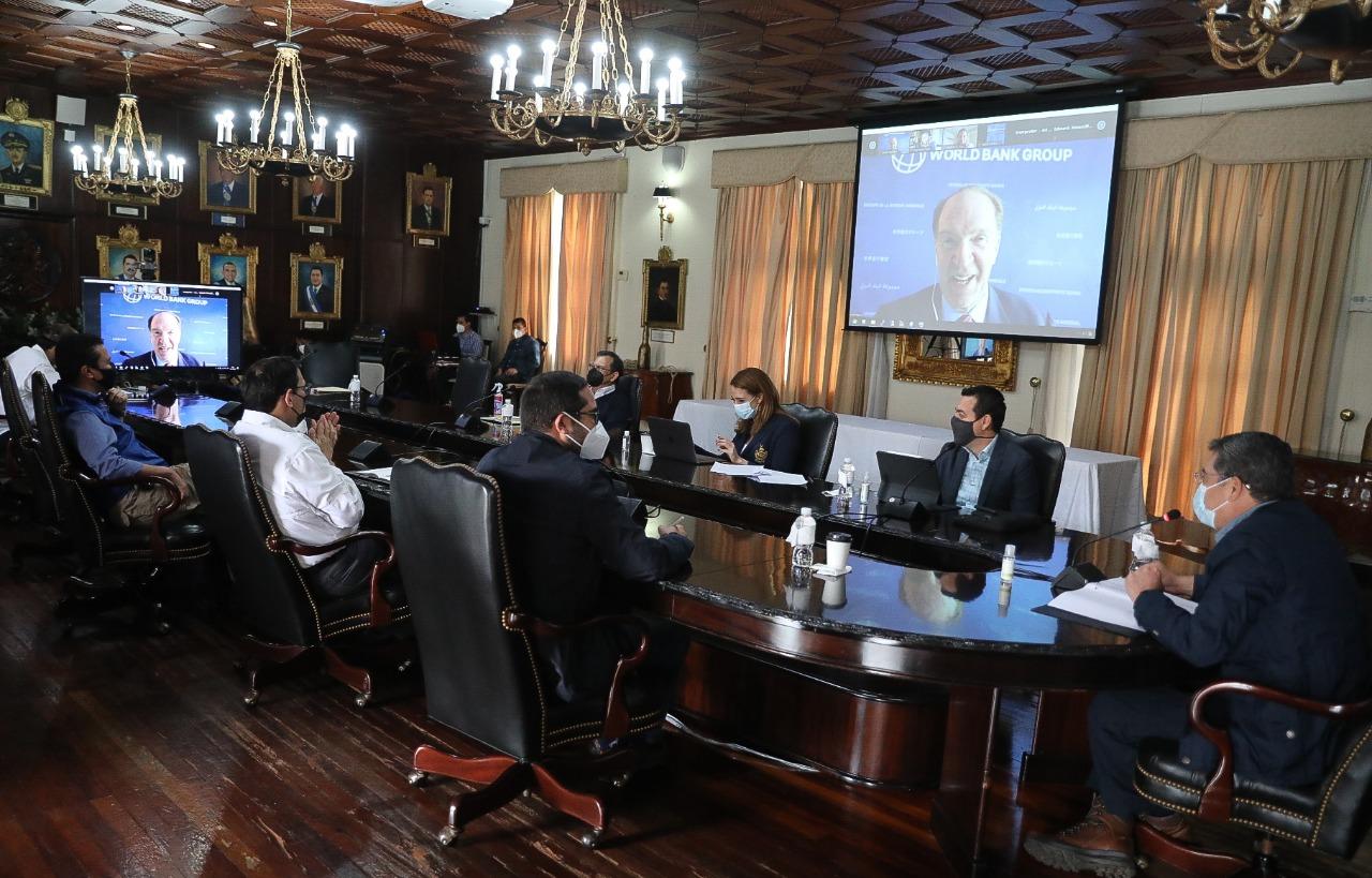 Presidente Hernández destaca buena voluntad de la comunidad internacional para ayudarle a Honduras