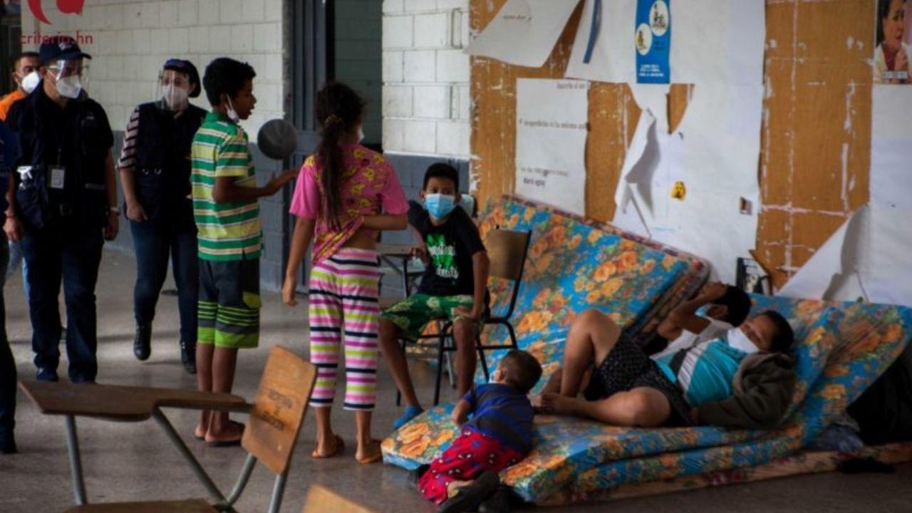 En la capital Salud inicia tamizaje en 14 nuevos albergues que dejo «Iota»