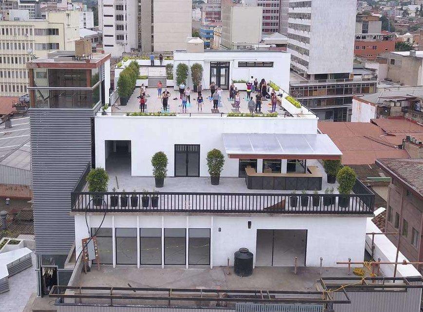 Conoce la innovadora Casa Quinchon ubicada en el centro de Tegucigalpa