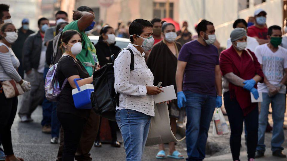 Menotti Maradiaga: «La pandemia continúa y debemos seguir con las medidas de bioseguridad»