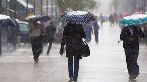 Hoy habrá Lluvias moderadas  en La Mosquitia, Colón y Olancho