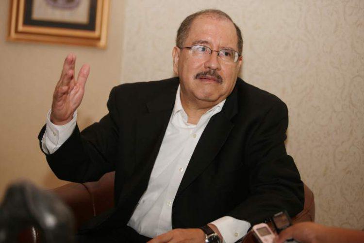 Hugo Noé Pino oficializa su candidatura para diputado por el movimiento Somos de Libre