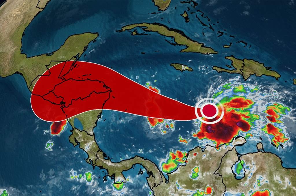 Debemos prepararnos para el impacto de la nueva depresión tropical, señala meteorólogo