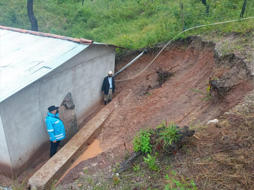 Más de 500 personas han sido rescatadas en todo el territorio hondureño