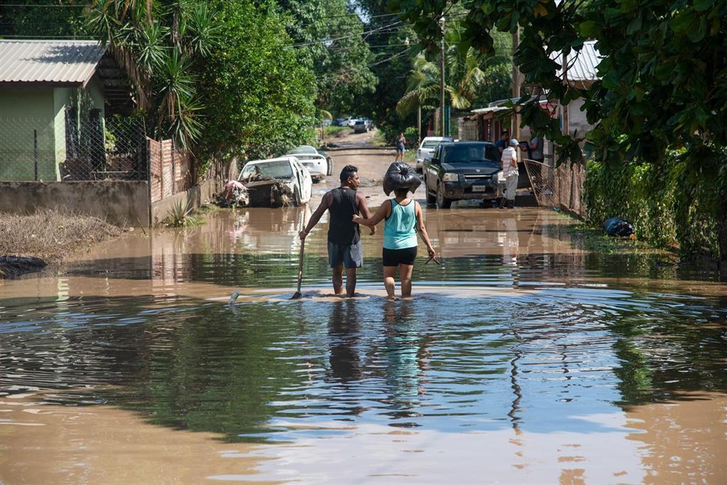 Alcalde: Albergados  por Iota retornan a sus hogares en Nacaome, Valle