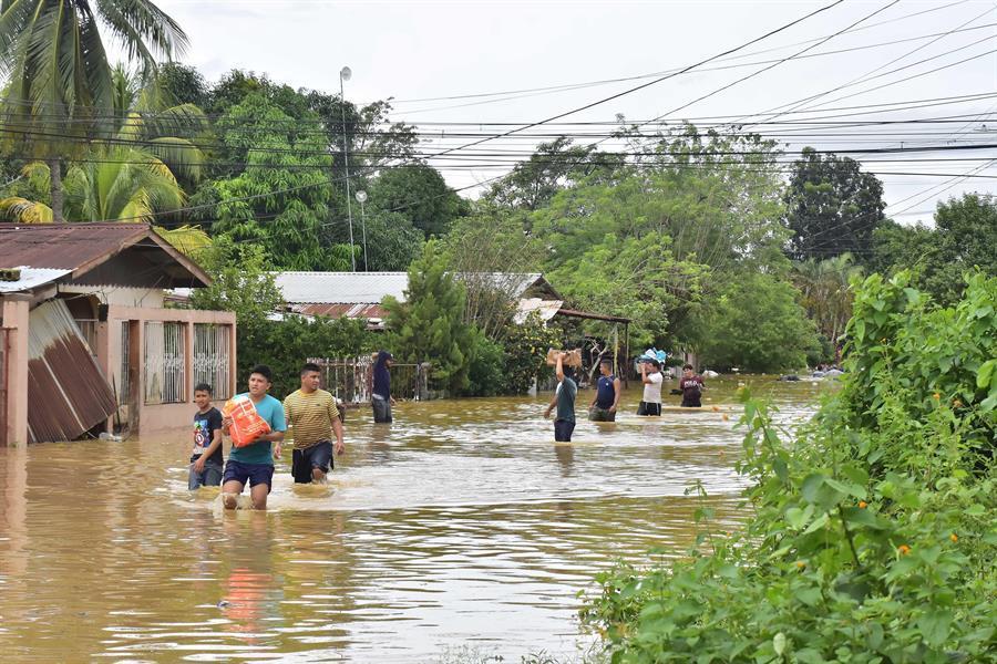 Diputado de Valle: «Eta y Iota  no nos golpearon fuertemente pero si causaron inundaciones»
