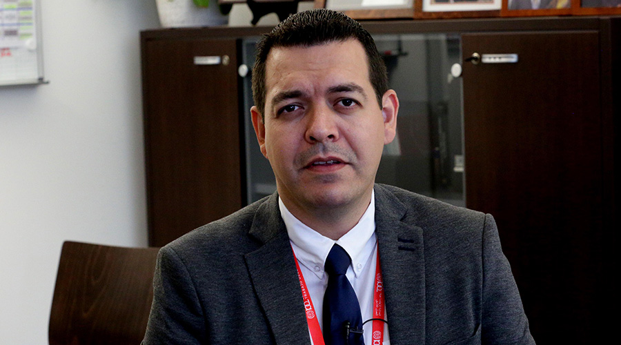 Carlos Madero:  «Compra y entrega de kits será transparente»