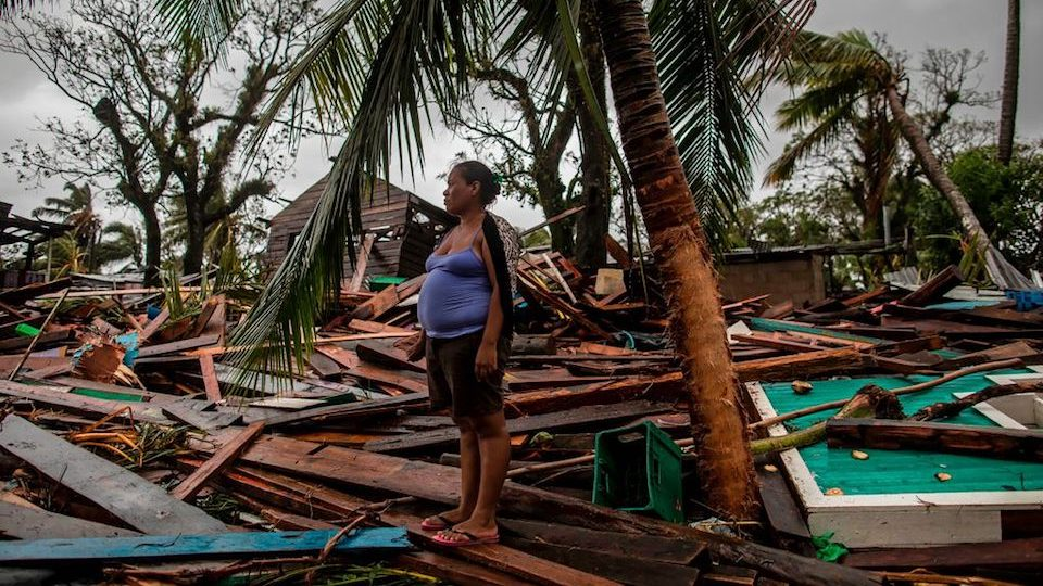 «Iota» es considerado el huracán más fuerte de la historia en azotar Nicaragua