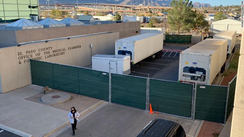 El Coronavirus golpea con fuerza en El Paso, Texas