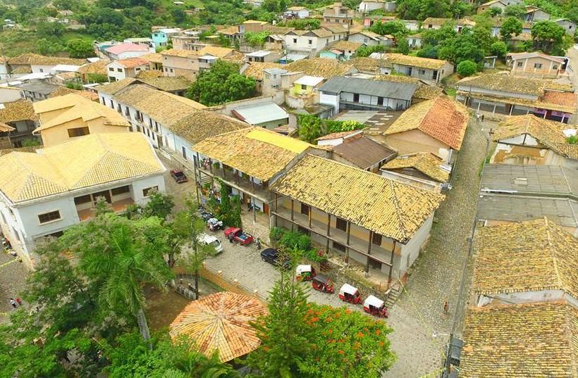 El colonial y encantador municipio de Yuscarán, El Paraíso