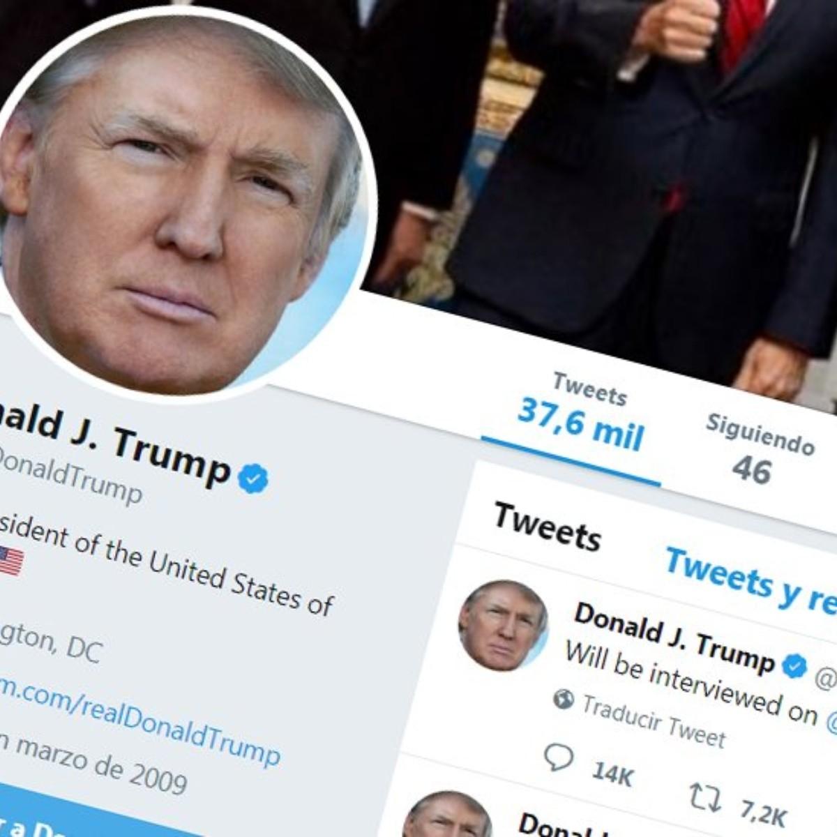 El hacker que adivinó la contraseña de Twitter de Donald Trump