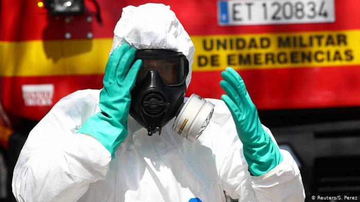 España supera los 50.000 fallecidos por coronavirus en plena escalada de los contagios