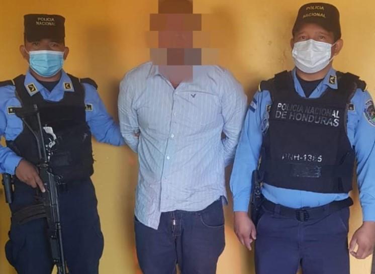 Capturan en Olancho a una persona con proceso legal pendiente por complicidad en homicidio