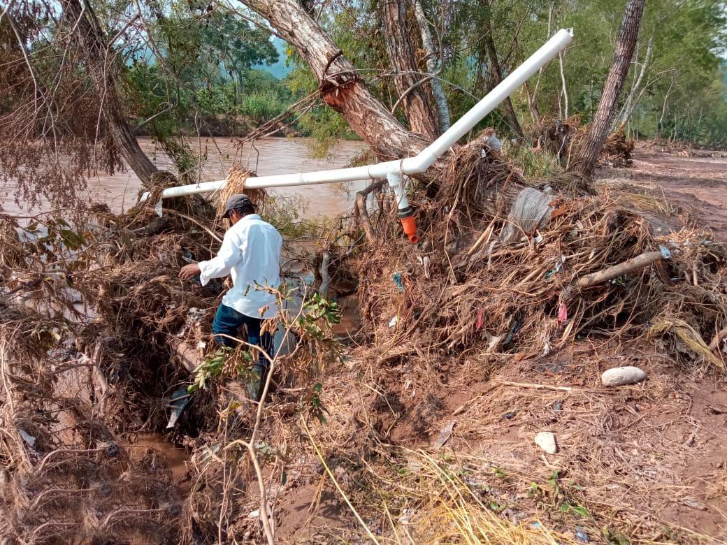 INVEST- Honduras gestiona recursos para atender a productoras y productores afectados por Eta e Iota