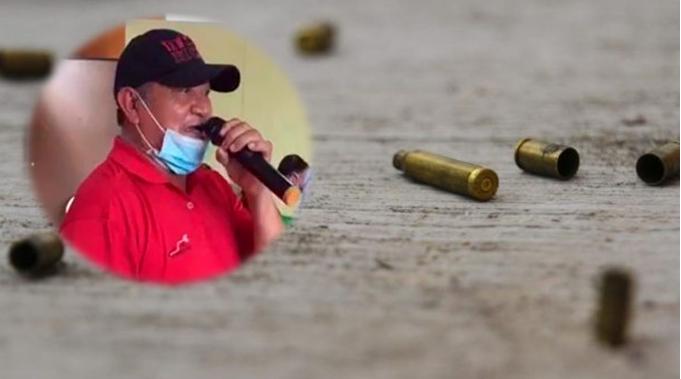 Asesinan a dirigente campesino y precandidato a  diputado por Libre en La Paz
