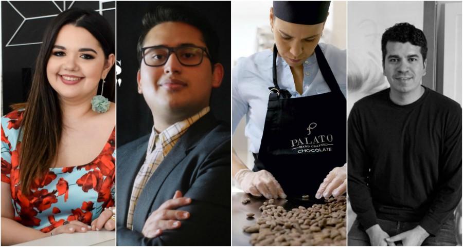 «Revista Forbes» destaca a cuatro hondureños por su creatividad