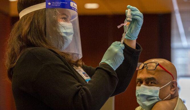 EEUU supera los 18 millones de contagios por Covid-19