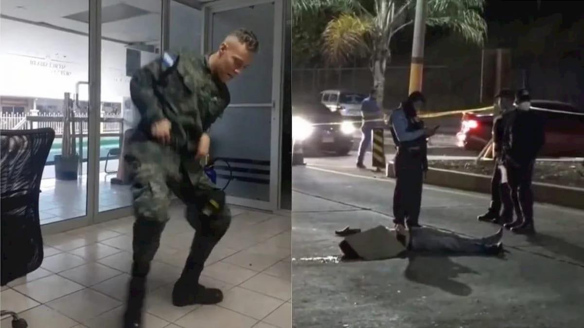 Muere en trágico accidente Esdras Samuel Berrios, exmilitar «bailarín»