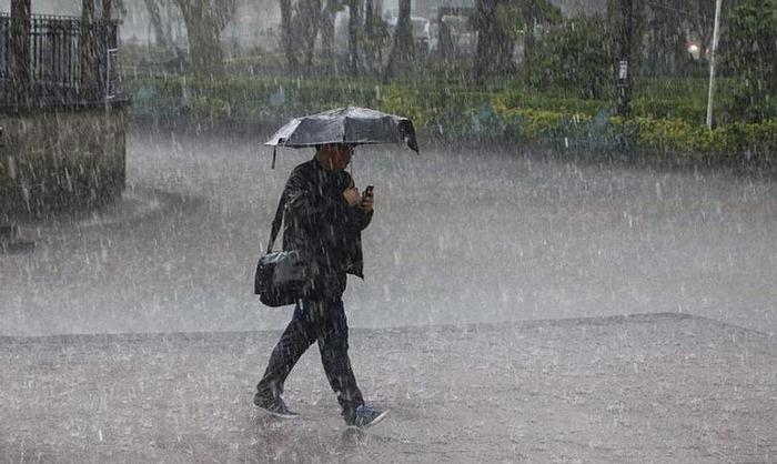 Este día se esperan lluvias en varios departamentos del país