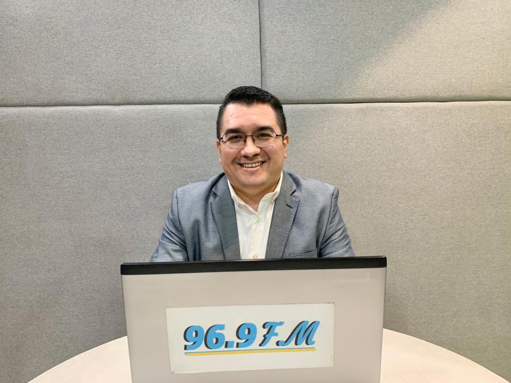 El periodista Daniel Urraco se suma al equipo STN