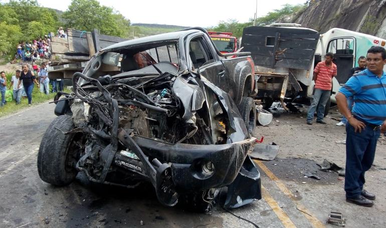 Al menos 1,140 personas fallecieron  en accidentes viales durante el 2020