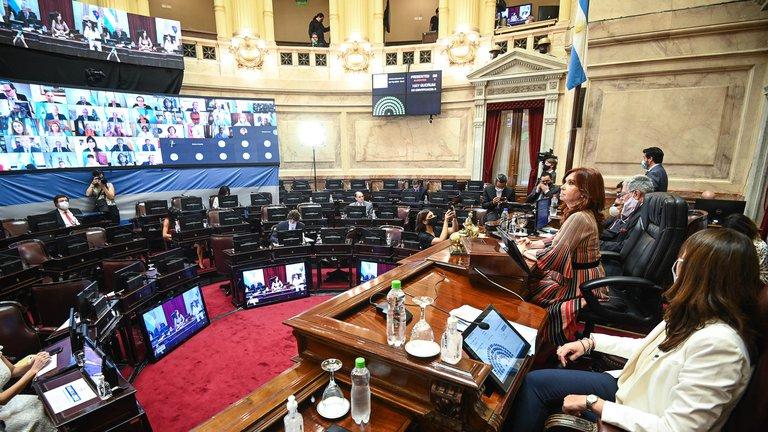 Se legaliza el aborto en Argentina con una votación menos ajustada a lo esperado