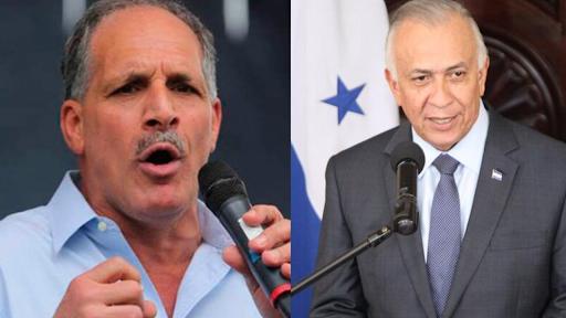 «Tito» Asfura y Mauricio Oliva definirán la contienda en el Parido Nacional