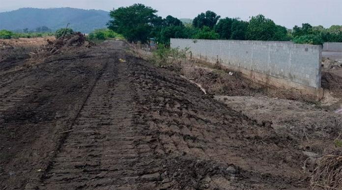 Unos 700 millones de lempiras costará reparación de bordos de contención en el Valle de Sula