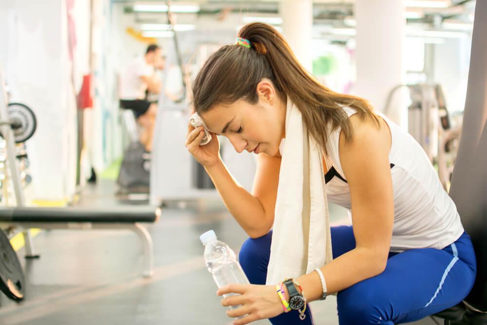 ¿Qué le pasa al cuerpo cuando se deshidrata?